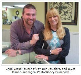 Chad & Joyce